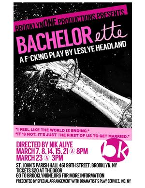 Playwright Leslye Headland to Appear at Brooklyn Premiere of BACHELORETTE for Q&A, Today