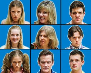 'THE BARDY BUNCH' Set for Off-Broadway Run, Begin. 3/20