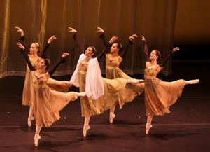 American Repertory Ballet to Present Douglas Martin's ROMEO AND JULIET, 2/22