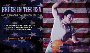 BRUCE IN THE USA Set for Palace Theatre Tonight