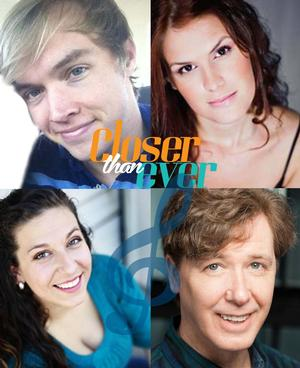 Street Theatre Company to Present CLOSER THAN EVER, 2/14-16