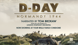 D-DAY: NORMANDY 1944 Offers Free Labor Day Weekend Tickets to Military/Veterans