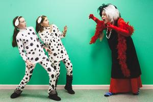 Whidbey Children's Theater Will Present 101 DALMATIANS, 1/24-2/2