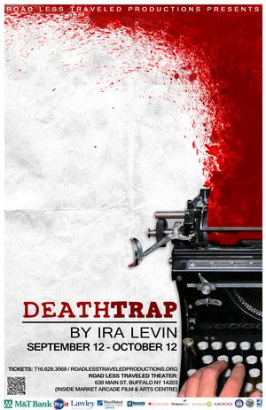 RLTP to Open 2014-15 Season with DEATHTRAP