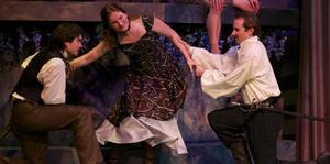 Sierra Stages Offers Introductory Stage Combat Workshop in Nevada City Today