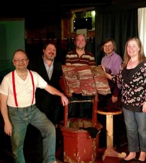 FLIES AT THE WELL Musical Takes the Stage at The Fourth Wall