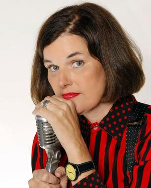 Paula Poundstone Set for Pair of Shows at Vermont's Town Hall Theater Tonight