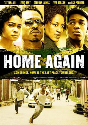 Tatyana Ali Stars in HOME AGAIN, Available on DVD, Today
