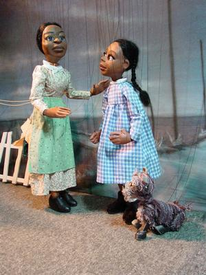 The Frisch Marionettes to Bring THE WIZARD OF OZ to the Covedale, 3/22