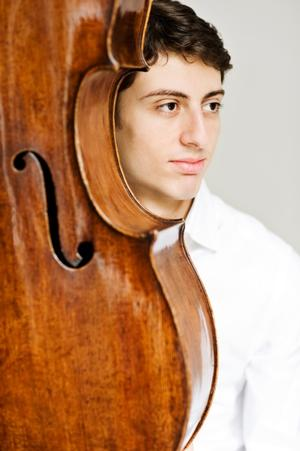 Cellist Narek Hakhnazaryan and Pianist Christoper Shih Perform at The Ware Center Tonight