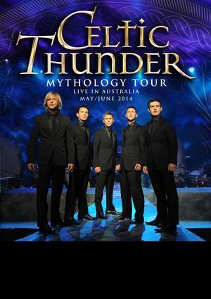 Celtic Thunder to Dedicate Mythology Australian Tour to George Donaldson, May-June 2014
