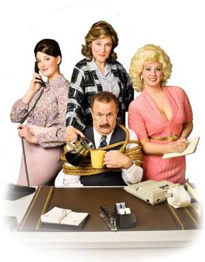 9 TO 5 - THE MUSICAL Comes to Grand Rapids Civic Theatre, 5/30-6/15