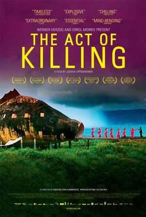 Ware Center to Screen THE ACT OF KILLING Doc, 11/25