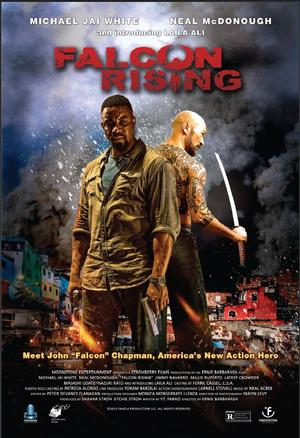 FALCON RISING Unveils New Poster, Trailer; Film Hits Theaters 9/5