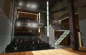 Irish Repertory Theatre Begins Renovation of Chelsea Facility