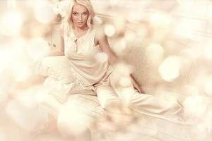 Photo Flash: Britney Spears Releases New Sneak Peak of Sleepwear Collection