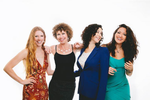 Contemporary Folk Band The Jammin' Divas to Play the Ware Center, 3/15