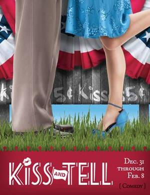 Hale Center Theatre Orem Presents KISS AND TELL, Now thru 2/8