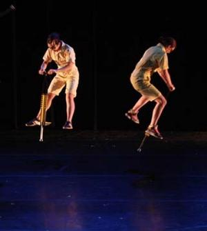 Junk Dance Company to Perform at Winter Center, 2/1