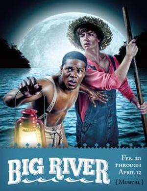 Hale Center Theater Orem to Stage BIG RIVER, 2/20-4/12