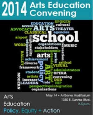 Broward Cultural Division Hosts Two 2014 'Covenings' on Arts Ed Policy and South Florida's Dance Community Today