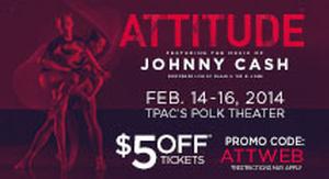Nashville Ballet to Present ATTITUDE, 2/14-16