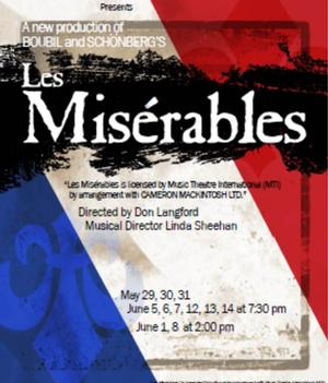 Prescott Center for the Arts to Stage LES MISERABLES, Now thru 6/14