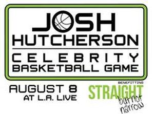 3rd Annual Josh Hutcherson Celebrity Basketball Game Returning to the Nike 3ON3 Basketball Tournament