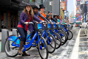 PIPPIN, AFTER MIDNIGHT & More Partner with Citi Bike for 'Bike to Broadway' Program