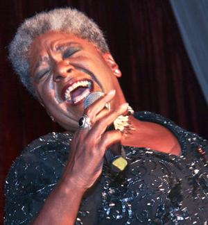 Broadway's Terri White Performs at Feinstein's at the Nikko Tonight