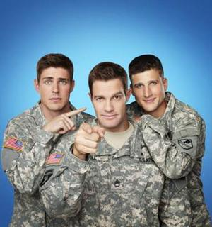 Missed Last Night's Episode? Catch Up on FOX On Demand! ENLISTED Airs Fridays on FOX!