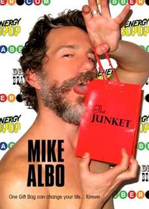 Mike Albo's THE JUNKET Extends Through 2/1 at Dixon Place