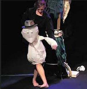 THE BAG LADY Kicks Off International Tour at Theatre Row Tonight