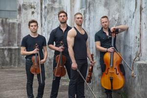 Well-Strung: The Singing String Quartet to Play Feinstein's at the Nikko, 4/3-6