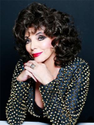 Feinstein's at the Nikko to Welcome Joan Collins, 4/10-11
