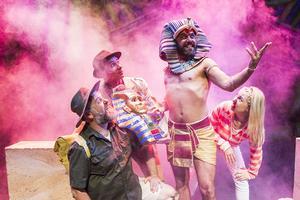 HORRIBLE HISTORIES to Weave Tales at Dunstan Playhouse, April 11-12