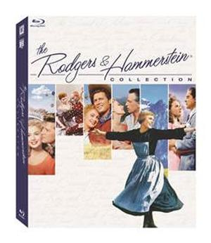 The Rodgers & Hammerstein Blu-ray Collection Out Today on Amazon