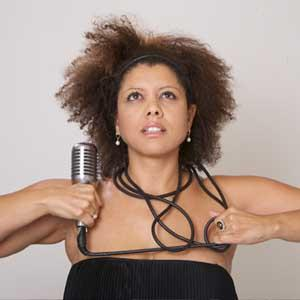 Jazz and Blues Vocalist Kim Nalley Performs at Feinstein's at the Nikko Tonight