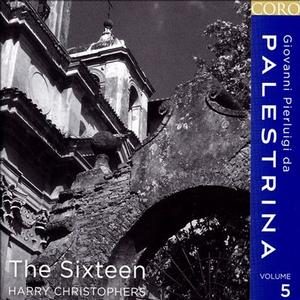 Harry Christophers and The Sixteen Release 5th Disc in Their Palestrina Series
