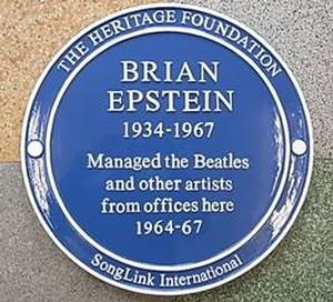 'EPSTEIN' Actor Andrew Lancel Unveils Blue Plaque to Celebrate Life of Beatles' Manager