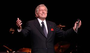 Tony Bennett Comes to The Mesa Arts Center, 8/23