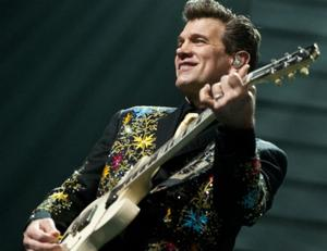 Chris Isaak to Play WHBPAC, 8/30