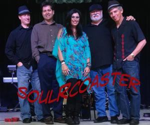 Soulrcoaster to Rock The Van Wezel's Fridayfest, 8/22