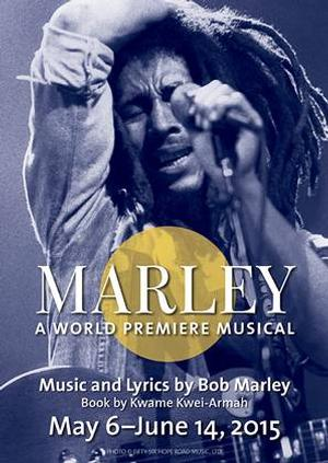 Center Stage to Premiere New Bob Marley Musical in 2015