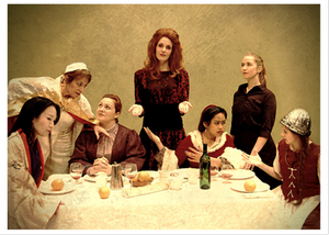 Custom Made Theatre to Present Churchill's TOP GIRLS, 3/20-4/13