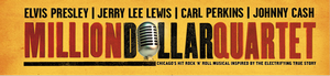 MILLION DOLLAR QUARTET Extended Through the Holidays, Now Through Jan 4