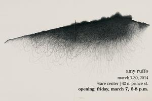 Amy Ruffo Exhibit Opens 3/7 at Ware Center