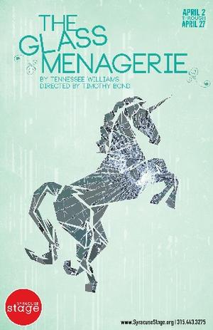 THE GLASS MENAGERIE Runs Now thru 4/27 at Archbold Theatre