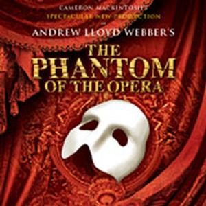 THE PHANTOM OF THE OPERA Continues at the Academy of Music thru 4/12