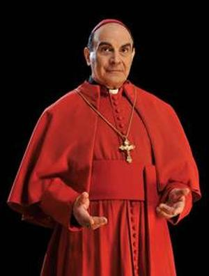 THE LAST CONFESSION, Starring David Suchet, to Tour Australia in 2014